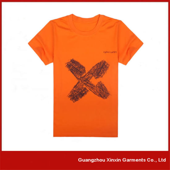 Custom Made Sublimation Printing Polyester Tshirts (R11) pictures & photos