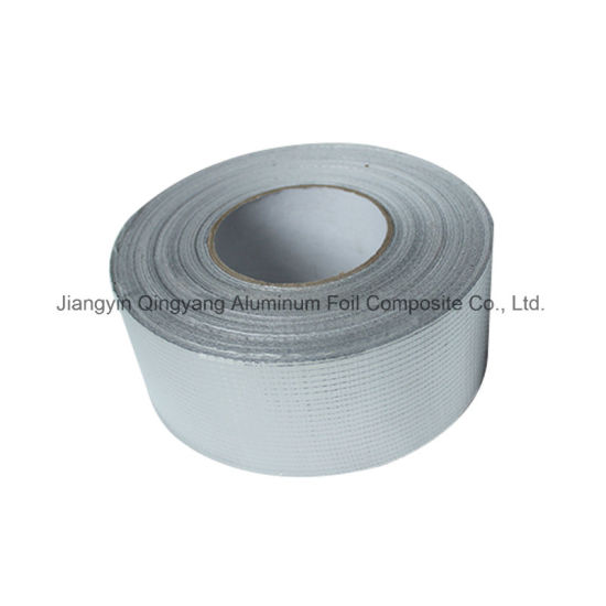 Good Heat Resistance Strong Adhesion Heat Insulation Packing Aluminum Foil Tape