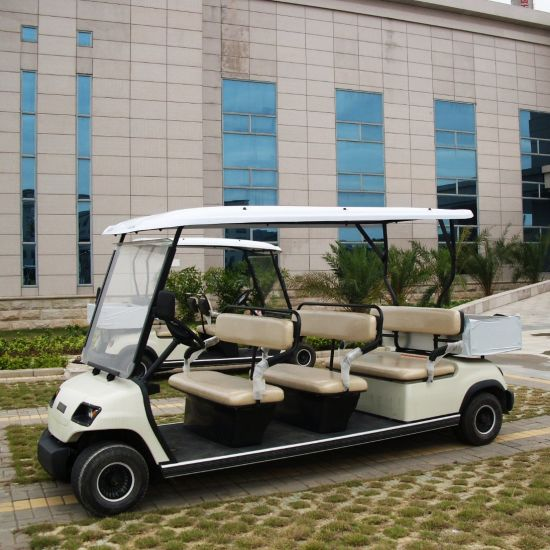Best 8 Seat Golf Buggy (Lt-A8) pictures & photos