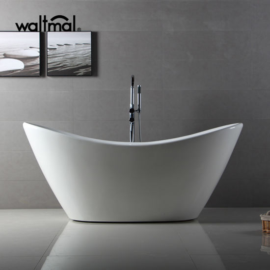 Boat Unique Shape Freestanding Bath Tub pictures & photos