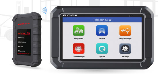 Universal Multifunctional Car Scanner