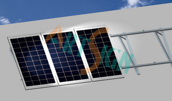 Solar Energy Mounting System- Flat Roof