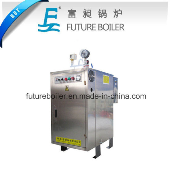 China High Efficiency Stainless Steel Electirc Steam Boiler for ...