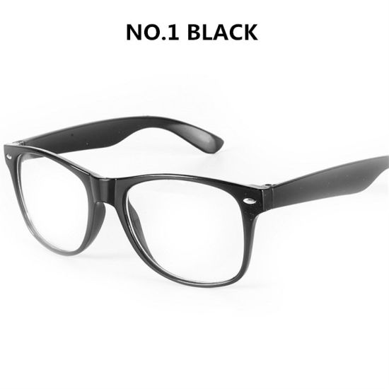 China Fashion Men Women Optical Eyeglasses Frame Glasses with Clear ...