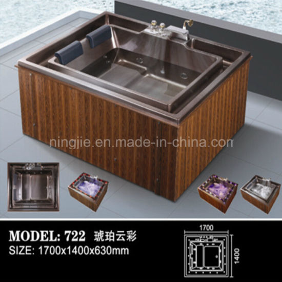 China New Luxury Fashionable European System Outdoor Bathtub (724 ...