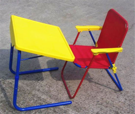 Plastic Foldable Table Mate For Kids (ZT TV HO008)