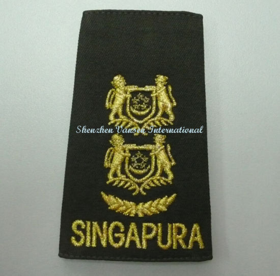 Wholesale Custom Twill Embroidered Embroidery Patches