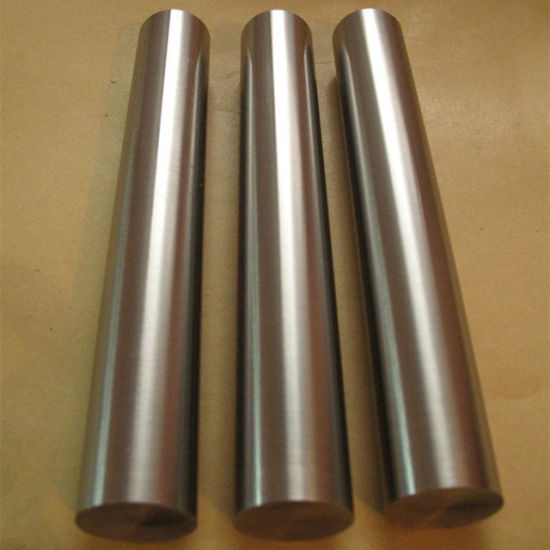 Molybdenum Rod with High Purity 99.95% pictures & photos