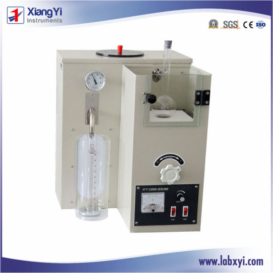 PT-D86-6536 Distillation Tester (Front Type) for Petroleum Products
