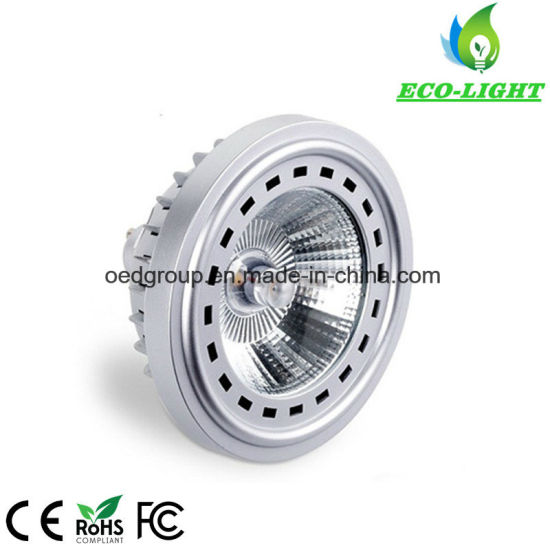 AR111 Spot Lights COB AR111 GU10 G53 Base Dimmable 10W LED Lamp AR111