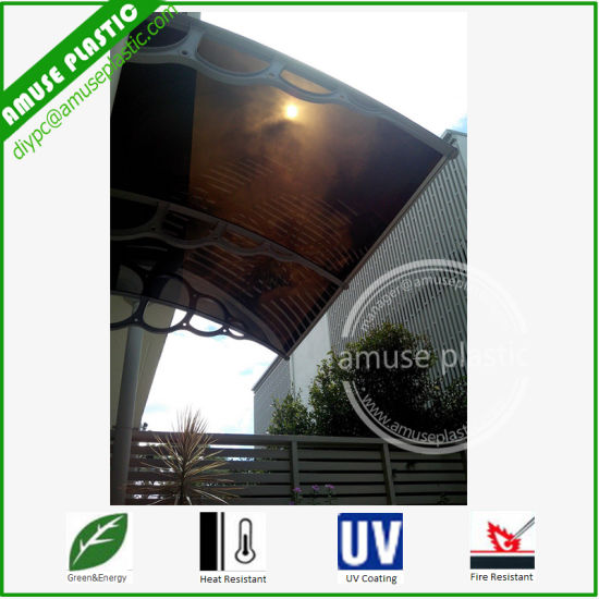 China Uv Coating Door Awning Pc Awning Canopy Outdoor Diy Awnings