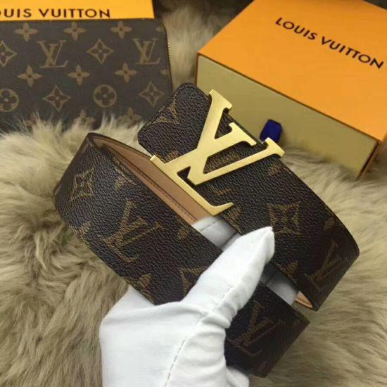 Men's Wallet Men's Belt Luxury Leather Belt L06