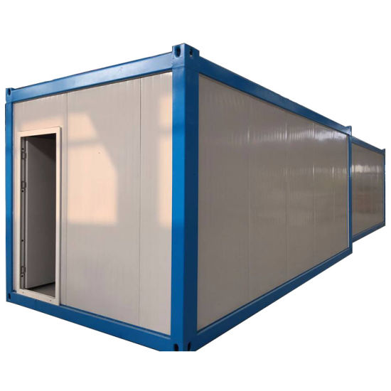 Easy to Install Modular Prefabricated Folding Container House pictures & photos