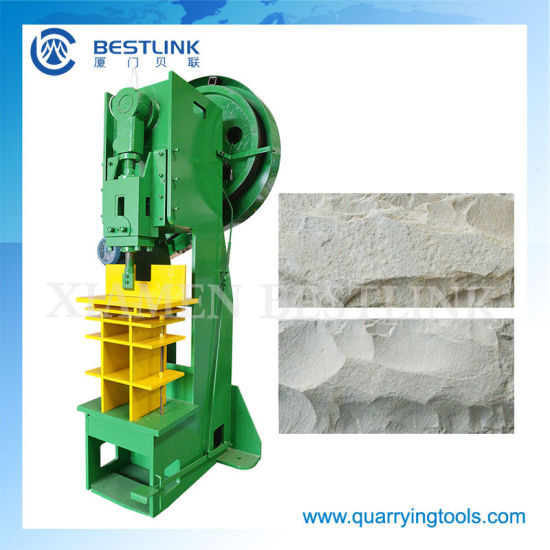 Mushroom Stone Cutting Machine for Split Face pictures & photos