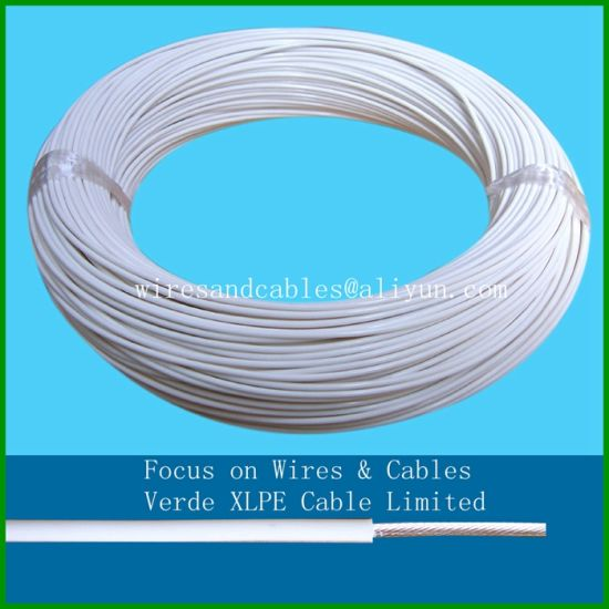 China High Temperature PTFE Teflon Wire Cable - China Cables, Cable Wire