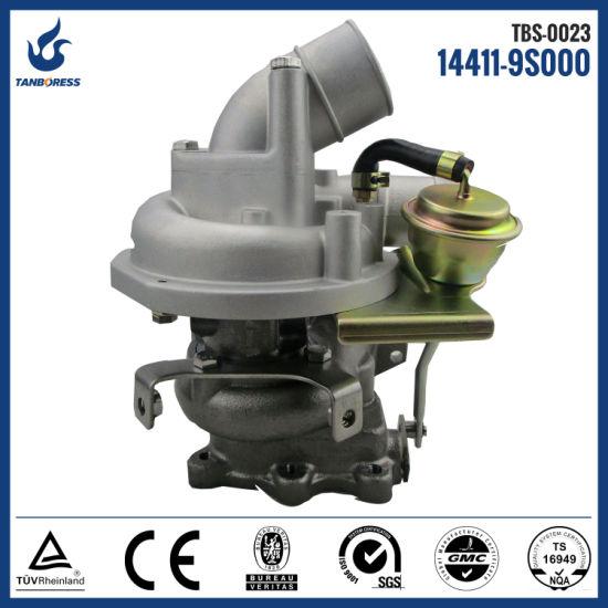 Turbocharger HT12-19B Nissan Auto Turbo 14411-9s000 14411-9s001 14411-9s00A 047282