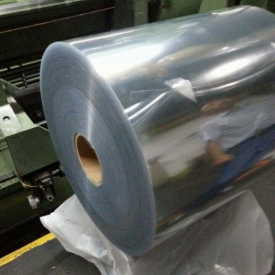 PVC Rigid Sheet for Folding Box pictures & photos