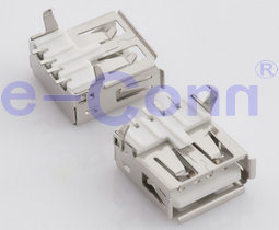 SMT USB2.0 Male/Female Connector Surface Mount pictures & photos