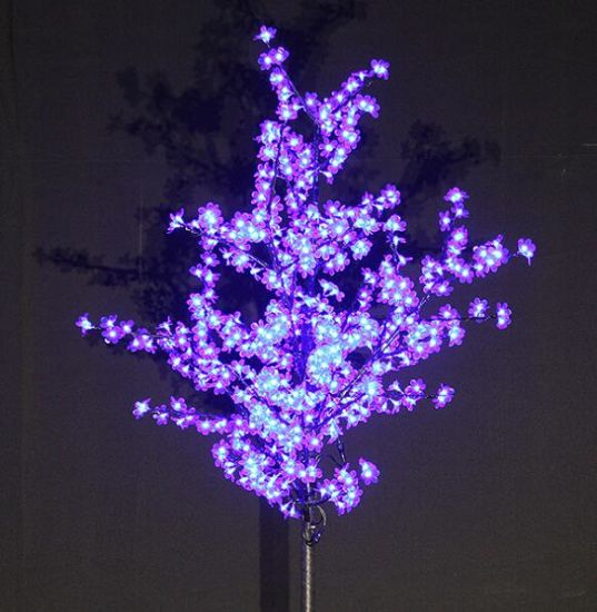 LED Tree Light Maple Leaf Holiday LED Flower Tree Lights pictures & photos