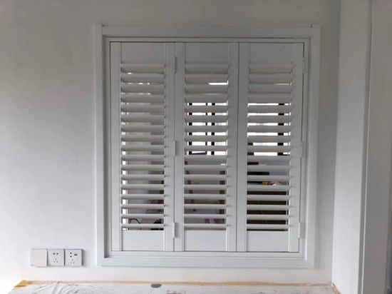 China 2018 Interior Wooden Shutter Blinds Indoor Plantation Shutters ...