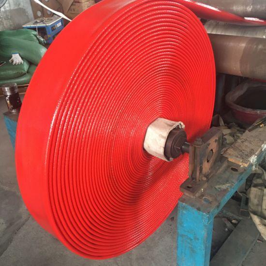 Oil Resistant High Pressure TPU Layflat Hose 8 Inch