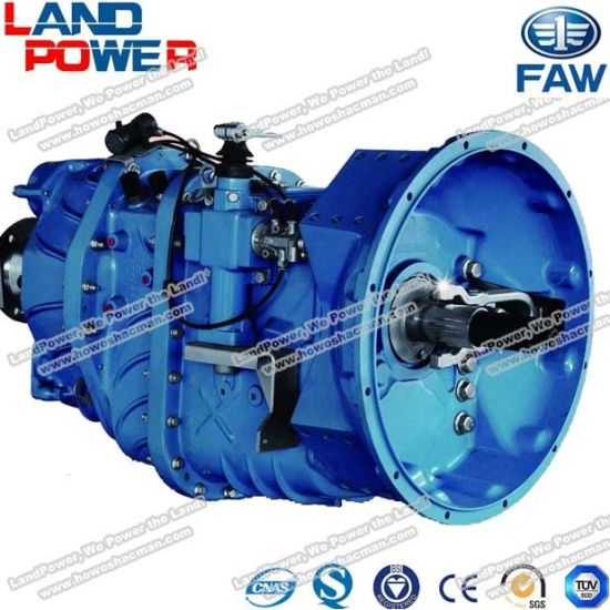 Original Truck Gearbox Assembly FAW Truck Parts with SGS Certification and Competive Price