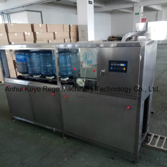 5 Gallon Bucket Water Filling Capping Machine/Whole Sale Direct Factory Price pictures & photos