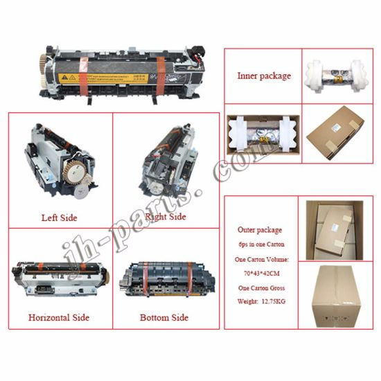 RM1-4554-000 110V RM1-4579-000 220V High Quality Printer Parts Laserjet P4014n/P4015n/P4515n Fuser Unit