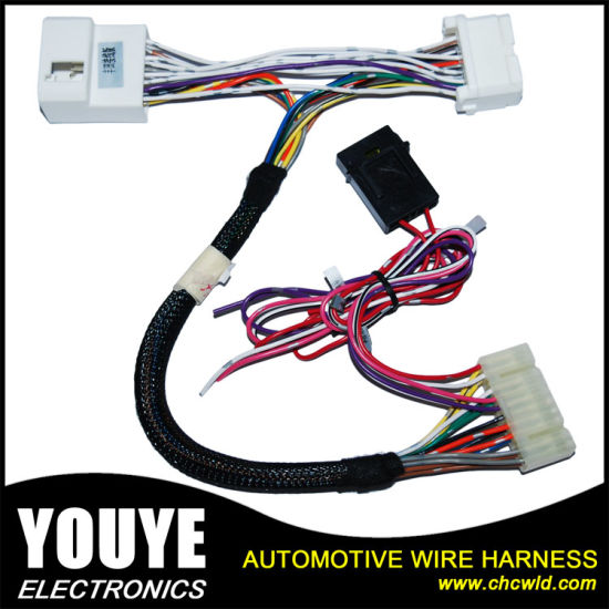 China High Quality Electric Cable Wire Harness for Toyota ... on
