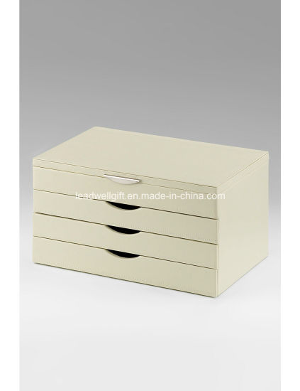 Rectangular Large Jewelry Box Case Storage Case pictures & photos