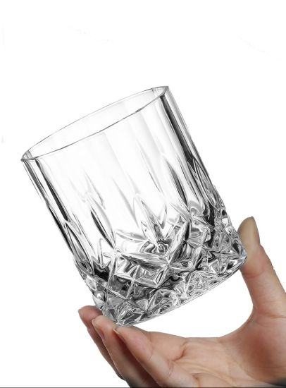 Promoted 8oz Glass Whisky Cup with Good Price & High Quality pictures & photos