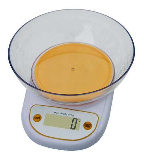 Bowl Digital Weighing Promotion Kitchen Food Scale (HK122BB-Y)