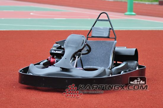 200cc Racing Go Kart 3mm Chromemoly Steel Professional for Racing Go Kart