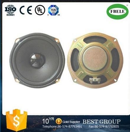 Fbs158A 158mm 8ohm Loud Speaker Waterproof Squawker (FBELE)