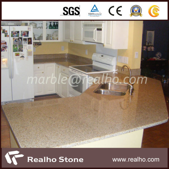 682 Prefabricated Granite Countertop and Vanity Top for Kitchen, Bathroom