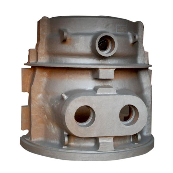 China Manufacturer OEM Weight 90ton Lost Foam Sand Casting Heavy Steel Casting Parts with Heat Treatment for Construction and Industrial