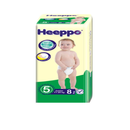 Baby Product Plain White Disposable Baby Diaper pictures & photos