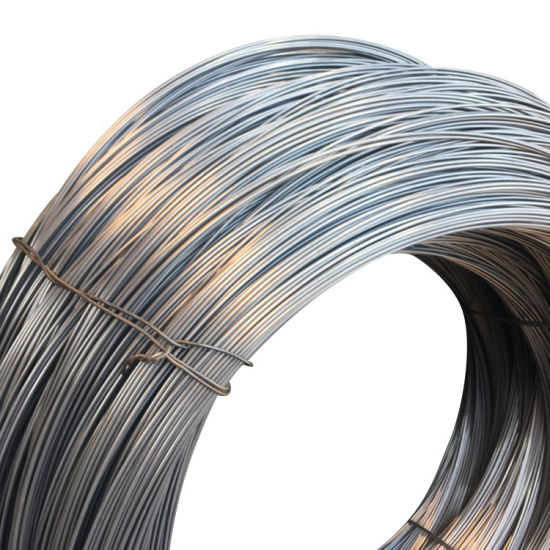 High Tensile Strength 0.4 mm Phosphate Steel Wire for Optical Fiber Cable Wire