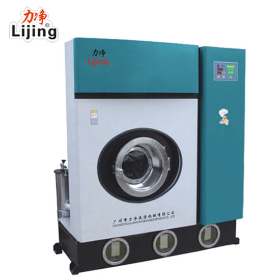 Gxq8-16kg Automatic Commericial Industrial Dry Cleaning Machine