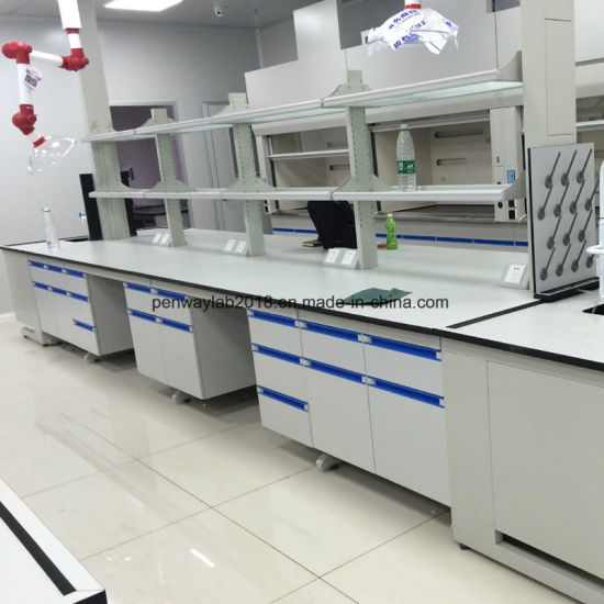 China C Frame Structure Lab Table Schools Lab Furniture