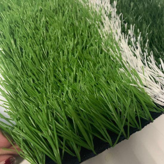 China Factory Green Football Field Grass Artificial Mat for Soccer