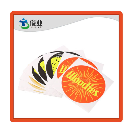 Custom Printed Self Adhesive Diary Stickers with Promotional Price
