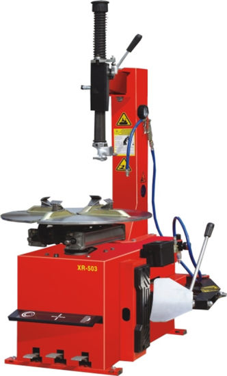 Auto Repair Equipment Simple Car Tyre Changer for Tire Service pictures & photos