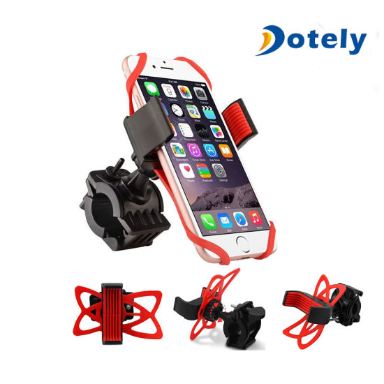 Motorcycle Bicycle Mobile Phone Holder Clip Stand Mount Bracket Accessories pictures & photos