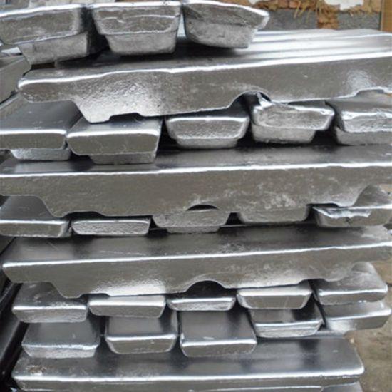 Aluminum Ingot 99.7% Standard Pure Ingot Aluminum Ingot ADC Scrap