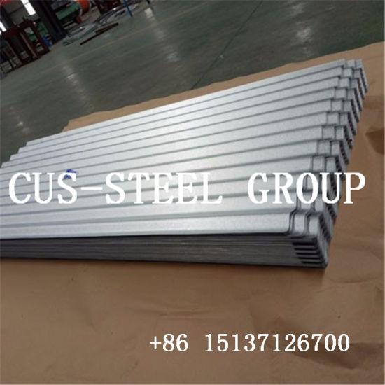 China SGCC Dx51d Galvalume Finish Metal Roofing/Zincalume