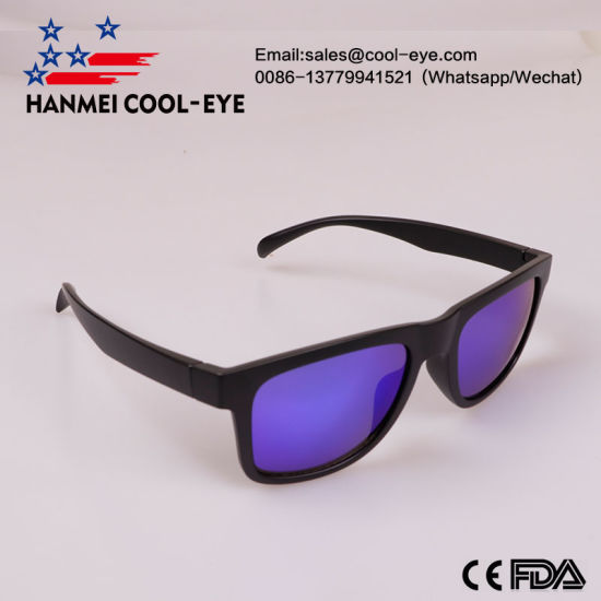 88180161db China New Fashion Stylish Popular Promotion Sunglasses with Color ...