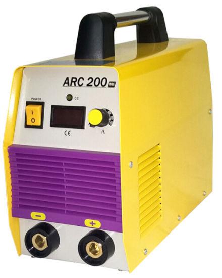 220V/180A, 180 Case, DC Inverter Technology, Mosfet Portable Arc/MMA Welding Machine Welder-Arc200