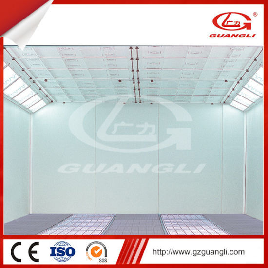 Downdraft Water Based Car Body Painting Room