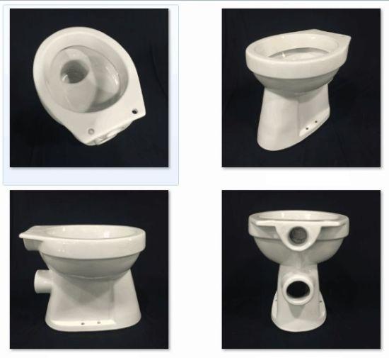 Fantastic 845 White Washdown Floor Standing Toilet Bowl In P Trap Creativecarmelina Interior Chair Design Creativecarmelinacom